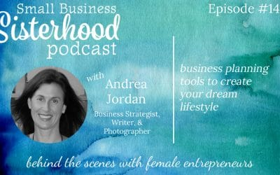 #14 Andrea Jordan: Using Systems in Your Business & Blog to Create the Lifestyle You Crave