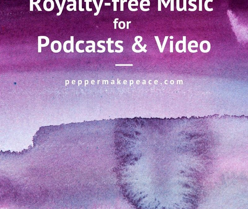 FREE Royalty-Free Music for Podcasts & Video