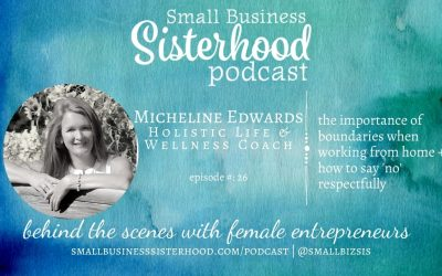 #26 Micheline Edwards – Transformational Life Coaching + Pine Rock Farms